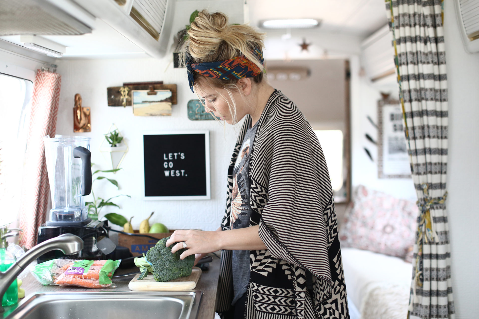 Airstream Kitchen Remodel | Before & After | Mavis the Airstream
