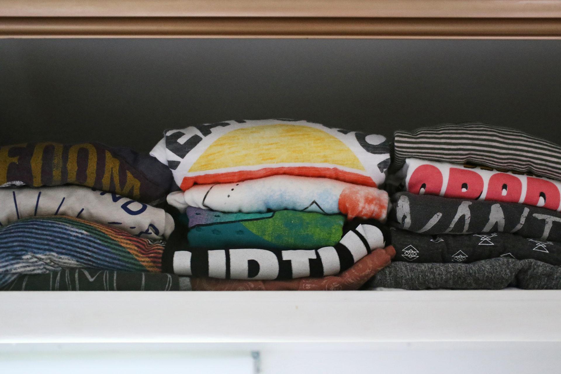 Airstream Living Minimalist Wardrobe Tour Mavis The