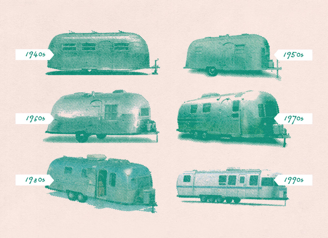 Buying a Vintage Airstream: Which Year is Best? | Mavis the Airstream