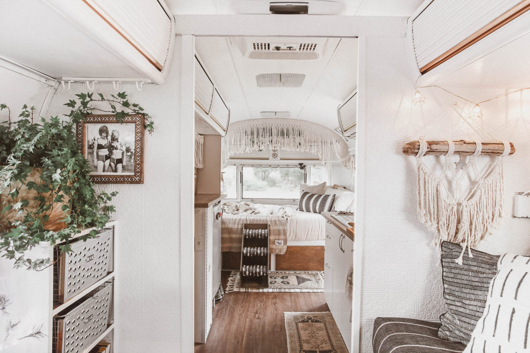 Vintage Airstream Renovation Guide | Mavis the Airstream